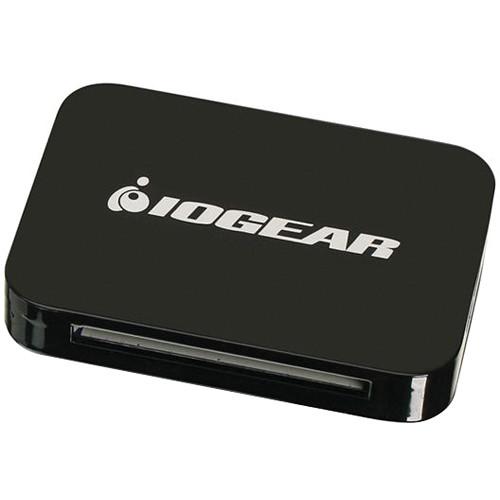 IOGEAR USB 3.1 Gen 1 4-Slot Card Reader/Writer