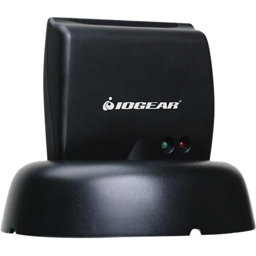 IOGEAR Vertical USB Smart Card Access Reader (TAA Compliant)