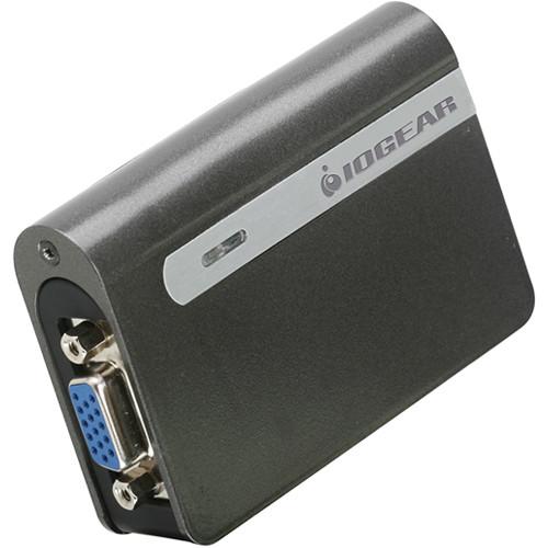 IOGEAR USB 2.0 External VGA Video Card