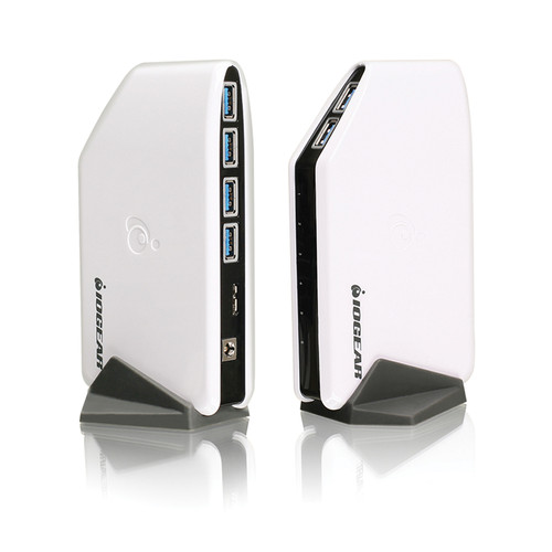 IOGEAR 6-Port SuperSpeed USB 3.1 Gen 1 Hub