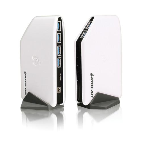 IOGEAR 6-Port SuperSpeed USB 3.0 Hub