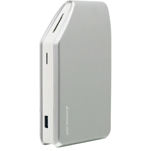 IOGEAR USB 3.1 Gen 2 Type-C Hub with Card Reader