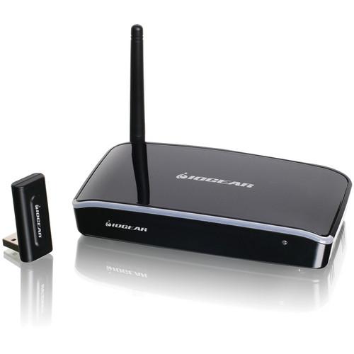 IOGEAR Wireless 1080p Computer to HD Display Kit (Tri-Language Package)