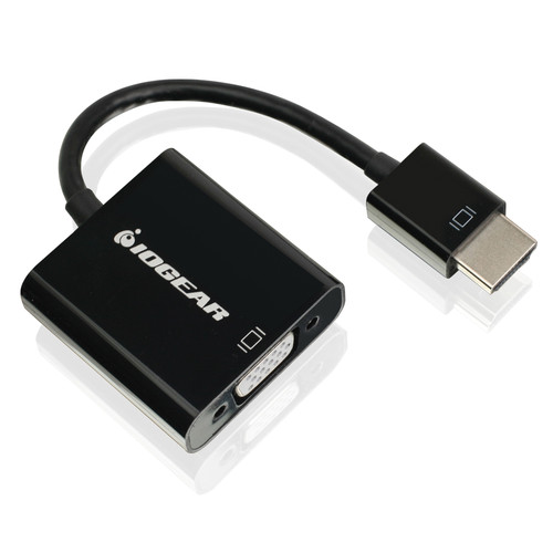IOGEAR HDMI to VGA Adapter with Audio