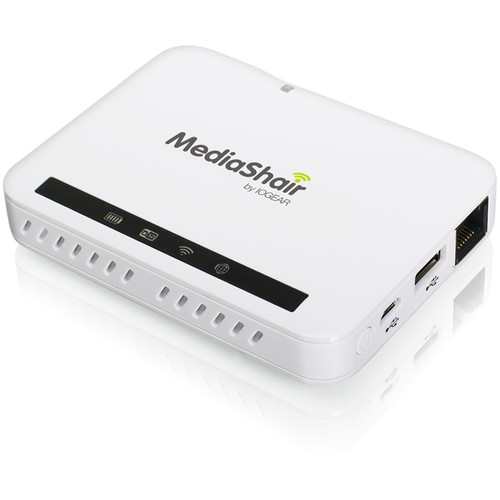 IOGEAR MediaShair 2 Wireless Media Hub & Power Station