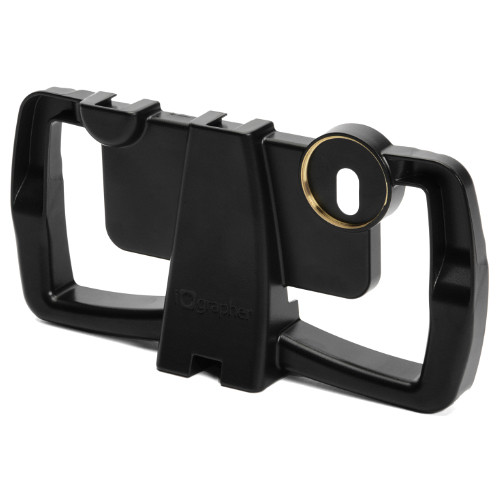 iOgrapher Mobile Media Case for iPhone 5/5s/SE/5th Gen iPod Touch (Black)