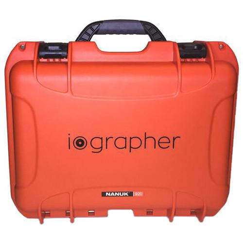 iOgrapher Large Travel Case (Orange)