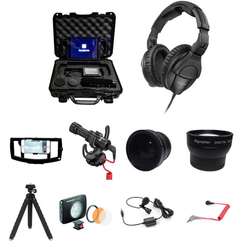 iOgrapher Ultimate Livestream Kit for iPhone 6/6s/7