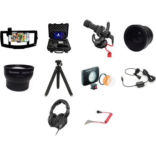 iOgrapher Ultimate Livestream Kit for iPhone 7 Plus/8 Plus