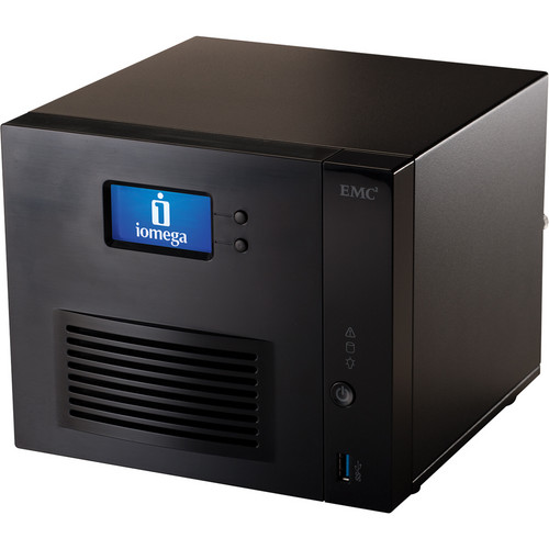 Iomega StorCenter ix4-300d 4-Bay Network Storage (8TB)