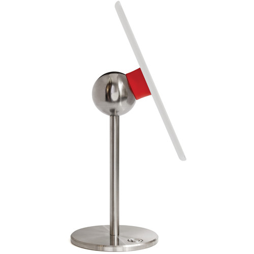 Iomount iOmini Universal Stand for Cell Phones and Small Tablets (Stainless Steel Finish)