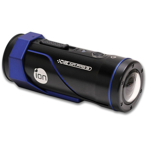 ION AIR PRO 3 Full HD Waterproof Action Camera with Wi-Fi
