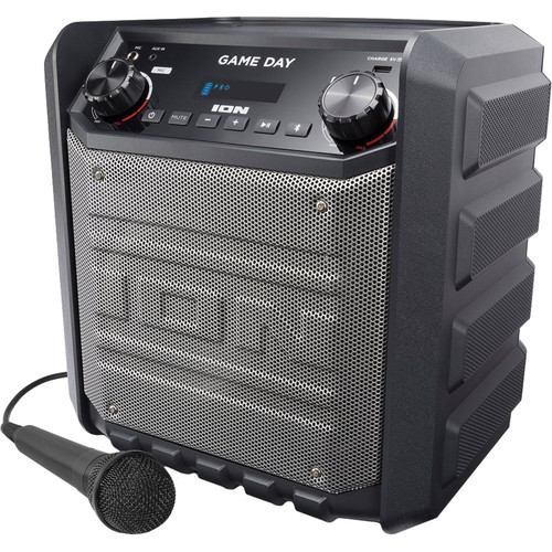 ION Audio Game Day Wireless Rechargeable Speaker System