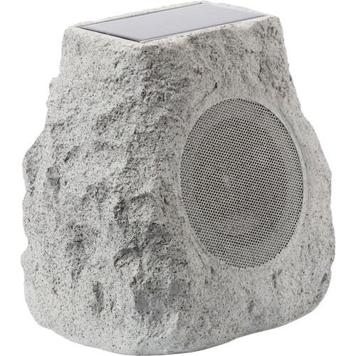 ION Audio Glow Stone Solar Wireless Outdoor Stone Speaker (Single)