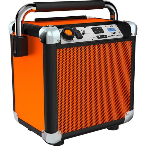 ION Audio Job Rocker Plus Rugged Bluetooth Speaker System
