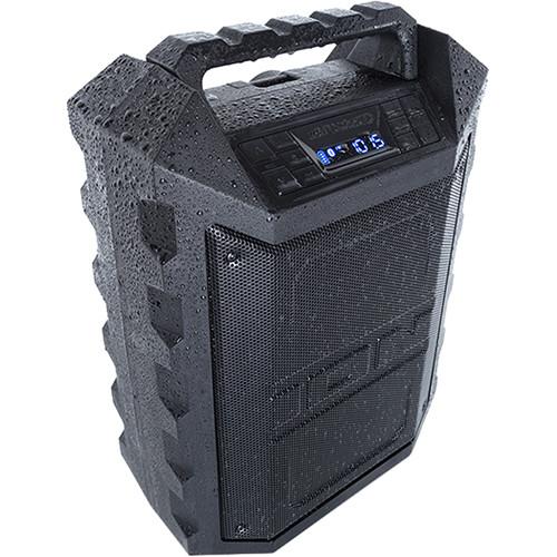 ION Audio Water Rocker Wireless Waterproof Speaker (Black)