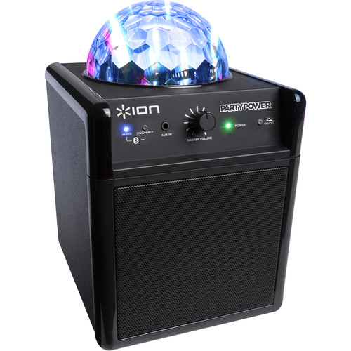 ION Audio Party Power Wireless Speaker System