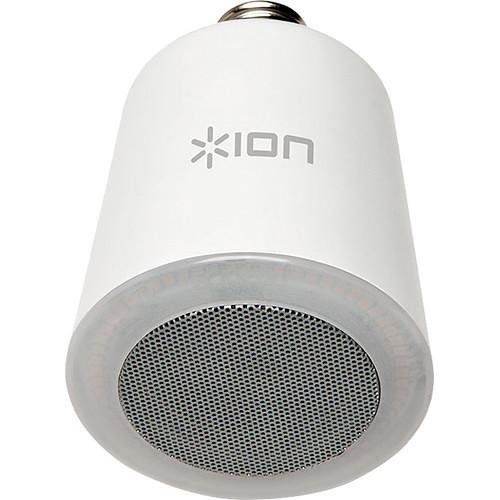 Ion Audio Sound Shine Wireless Light Bulb Speaker 2 Pack B Amp H