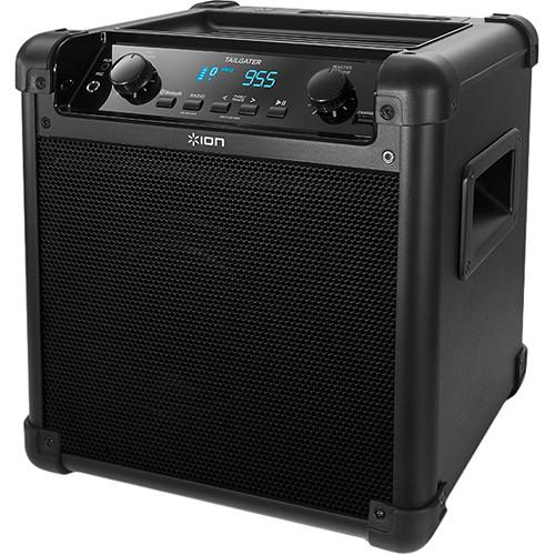 ION Job Rocker Plus 50W Bluetooth Speaker