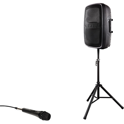 """ION Audio Total PA Pro 15"""" 2-Way 400W All-In-One Portable Bluetooth-Enabled PA System"""