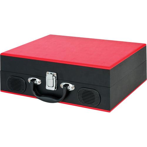 ION Audio Vinyl Transport Portable Suitcase Turntable