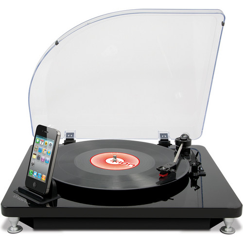 ION Audio iLP Digital Conversion Turntable