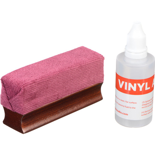 ION Audio Vinyl Alive Record Cleaning Kit
