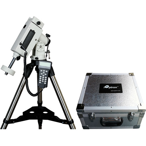 iOptron SmartEQ Pro Equatorial Mount Kit with Hard Case
