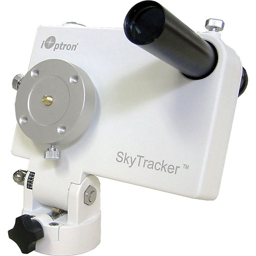 iOptron SkyTracker Camera Mount with Polar Scope (White)