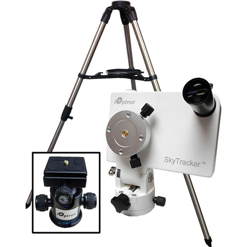 iOptron SkyTracker Camera Mount Kit (White)