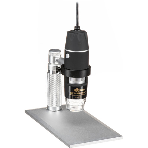 iOptron 6730 Handheld Digital Microscope (Black)