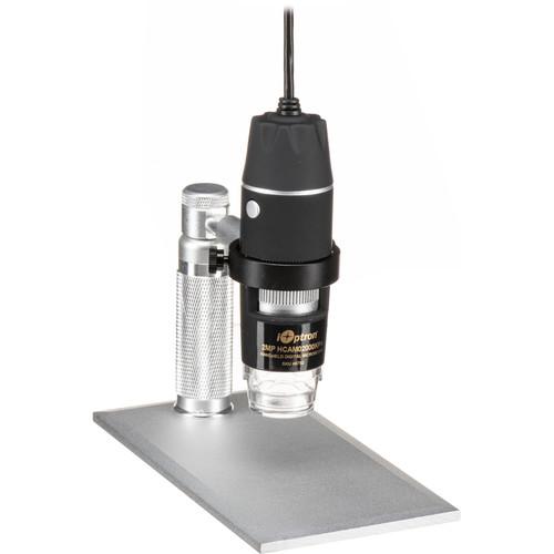 iOptron 6750 Handheld Digital Microscope (Black)