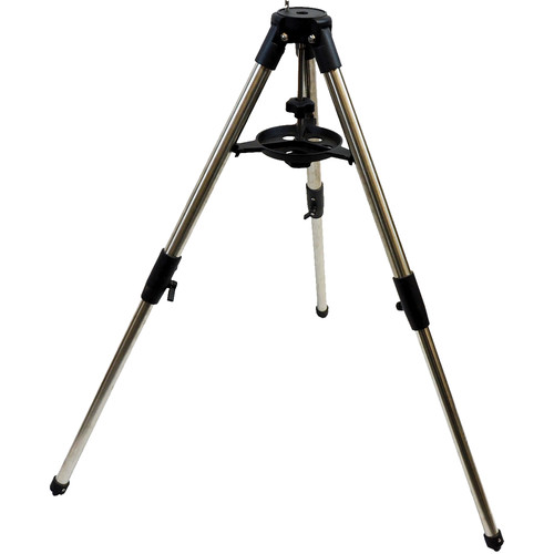 "iOptron 1.5"" Stainless Steel Tripod for ZEQ25/SkyGuider Mounts"