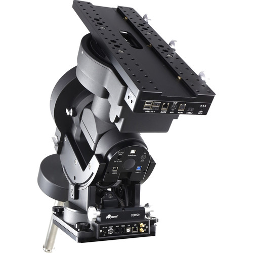 iOptron CEM120 Center-Balanced Equatorial GoTo Mount (Mount Head Only)