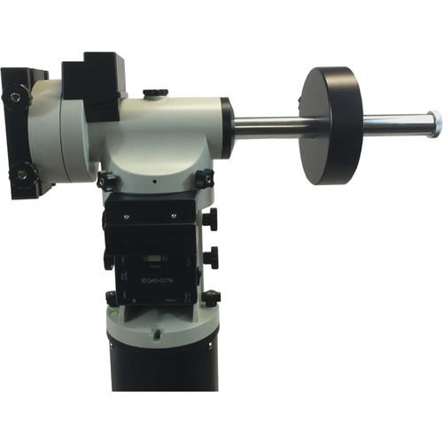 iOptron IEQ45-AZ Pro Dual EQ/AZ GoTo Mount with Tri-Pier