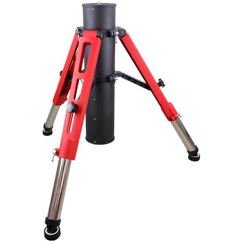iOptron Tri-Pier for GoTo Mounts (Red/Black)
