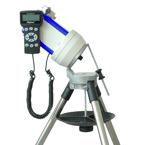 iOptron Cube-A SmartStar GoTo Mount with Tripod (Blue)