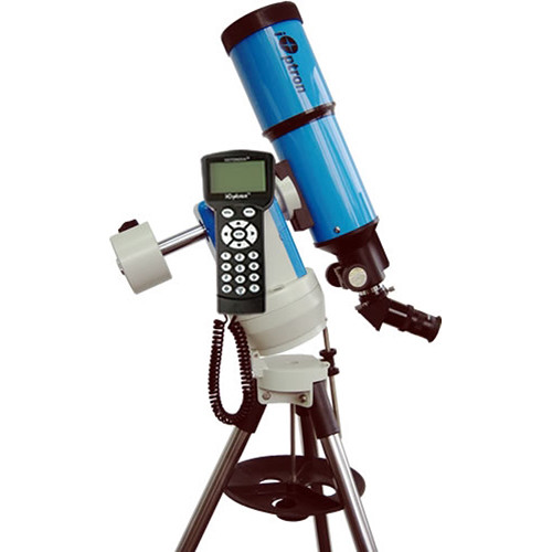 iOptron Cube-A-R80 SmartStar 80mm f/5 Refractor Telescope with GoTo Mount (Astro Blue)