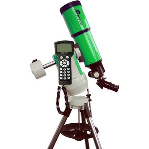 iOptron Cube-A-R80 SmartStar 80mm f/5 Refractor Telescope with GoTo Mount (Terra Green)