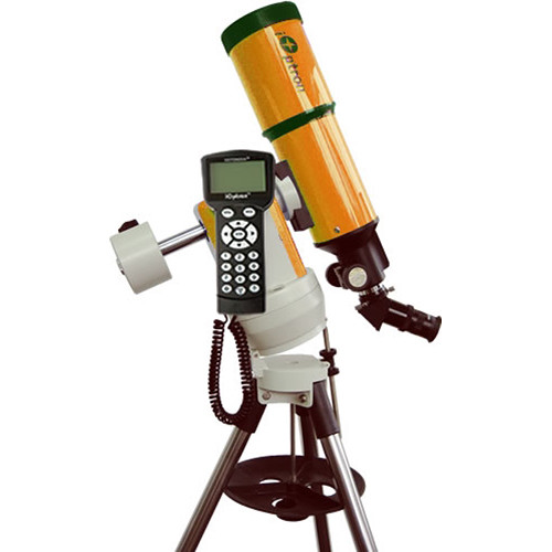 iOptron Cube-A-R80 SmartStar 80mm f/5 Refractor Telescope with GoTo Mount (Cosmic Orange)
