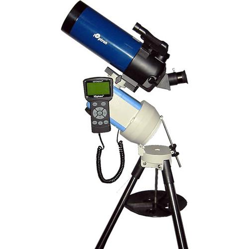 iOptron SmartStar Cube-A-MC90 Maksutov-Cassegrain Telescope System with Dual Mount (Blue)