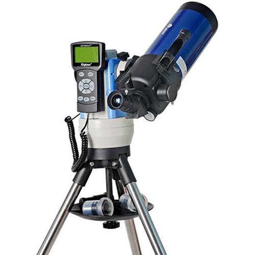 iOptron SmartStar Cube-G MC90 90mm f/13.3 Maksutov-Cassegrain GoTo GPS Telescope