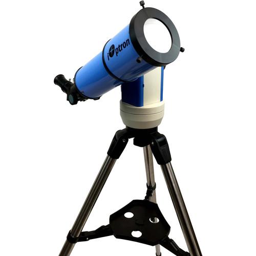 iOptron Solar 80 80mm f/5 Achro Refractor GoTo GPS Telescope with Solar Filter