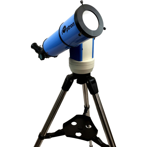 iOptron Solar 80 80mm f/5 Achro Refractor GoTo GPS Telescope with Solar Filter