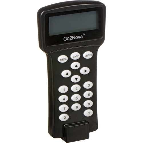 iOptron Go2Nova 8408 Hand Controller for CEM25/CEM25EC/CEM25P Mounts