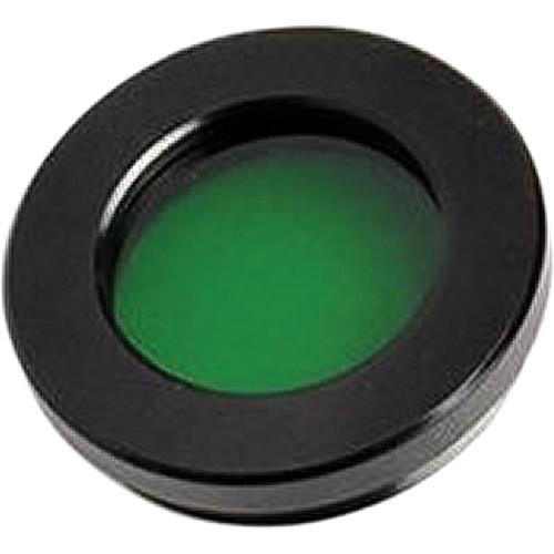 """iOptron TFE100 Green Moon Filter for 1.25"""" Telescope Eyepieces"""