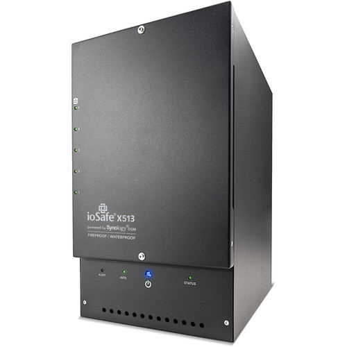 IoSafe 1513+/1515+ Expansion Chassis