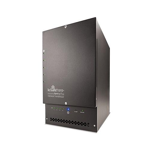 IoSafe 1515+ 90TB 5-Bay NAS Server with 5-Year DRS Warranty (15 x 6TB)