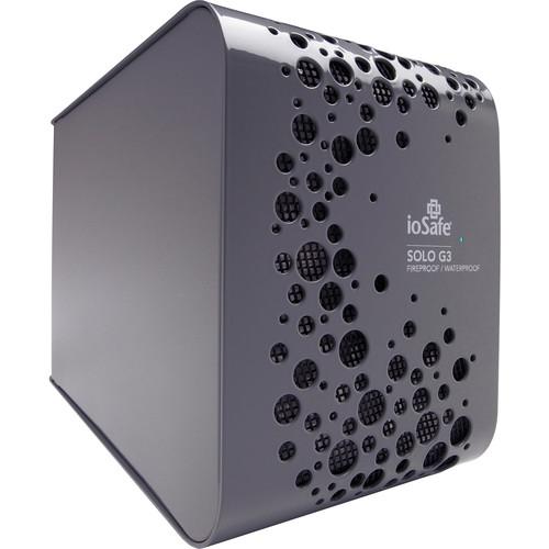 IoSafe Solo G3 Usb 3.0 6TB Desktop Hard Drive/ 1-Year Basic Warranty for Mac