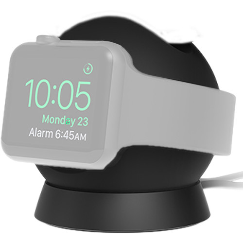iOttie OmniBolt Charging Stand for Apple Watch and iPhone (Graphite)
